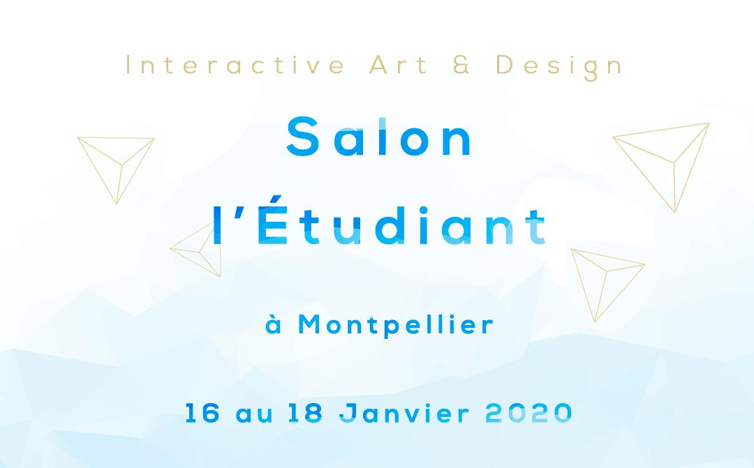 Salon L'Étudiant à Montpellier