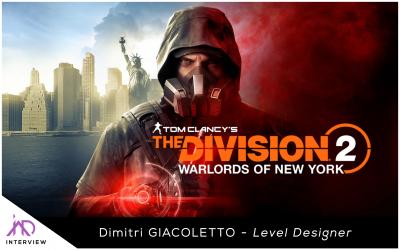 Interview : Dimitri Giacoletto, Level Designer