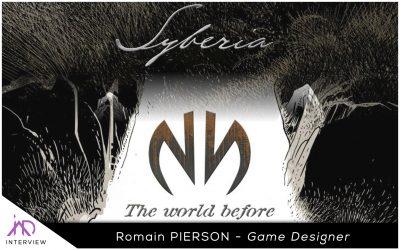 Interview Romain PIERSON – Game Designer