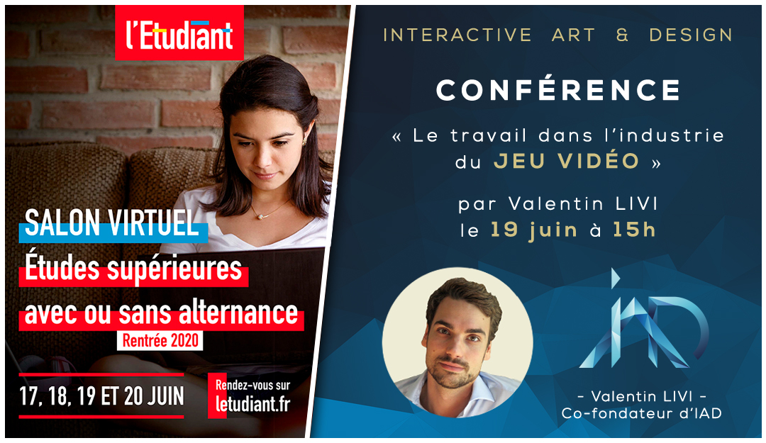 Salon Virtuel l'Étudiant