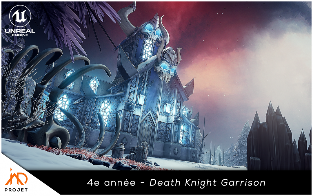 Death Knight Garrison