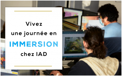 Journée d'immersion