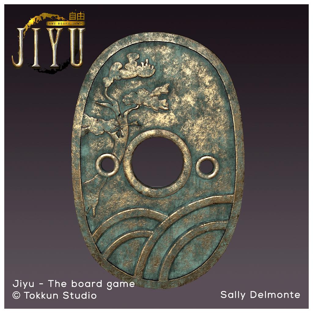 Jiyu, the game board